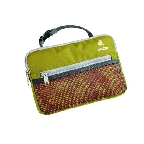 trousse de toilette de voyage wash bag lite deuter