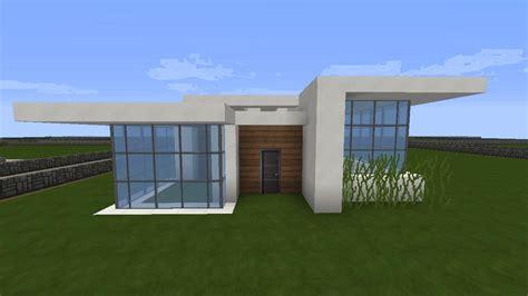 Minecraft Modernes Haus Dienstag  Fichtenholzweiß Bauen