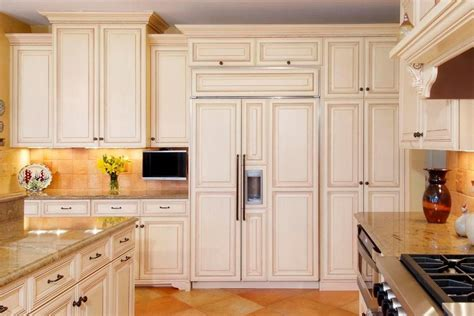 outdoor refrigerator cabinet Kitchen Traditional with