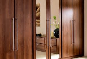 Fitted Wardrobe Doors by Mirror Wardrobe Doors Are A Wonderful Feature Of The