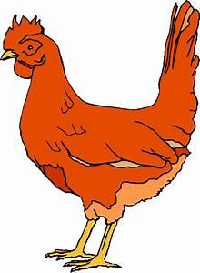 Chickens Clip Art Farm | PicGifs.com