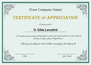 Employee Certificate Templates Free Employee Appreciation Certificate Loyalty Award Certificate Company Employee Appreciation
