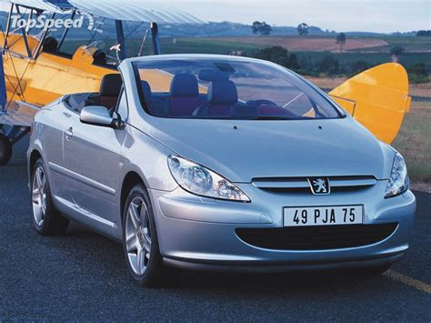 2003 Peugeot 307 Cc  Picture 12311  Car Review @ Top Speed