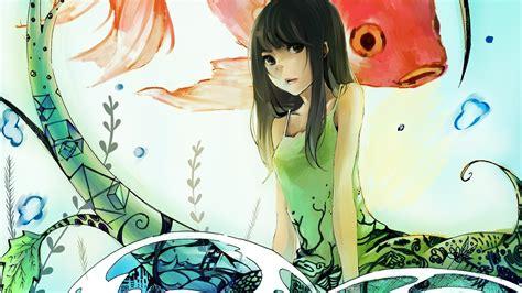 cute anime wallpaper  wallpapersafari