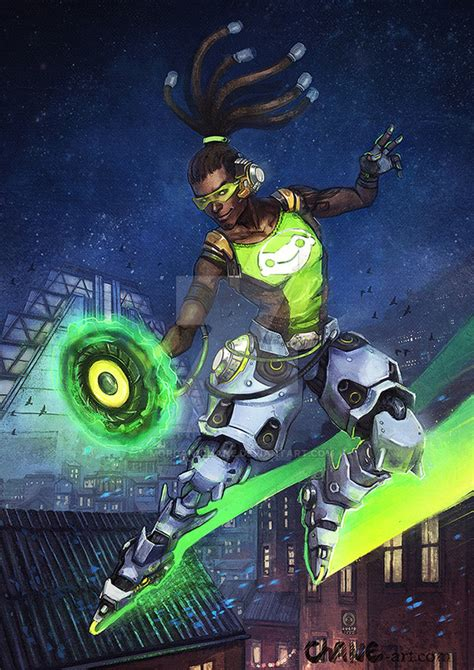 Lucio Animated Wallpaper - lucio overwatch by chane on deviantart