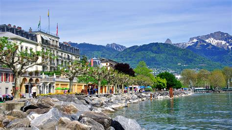 Vevey: la ciudad suiza elegida por Charles Chaplin