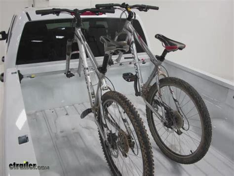 Bed Bike Rack by Compare Saris Kool Rack Vs Etrailer