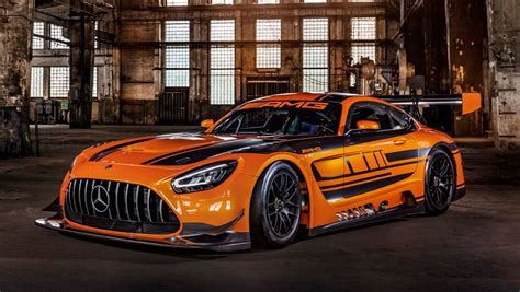 mercedes amg gt racecar revealed car news carsguide