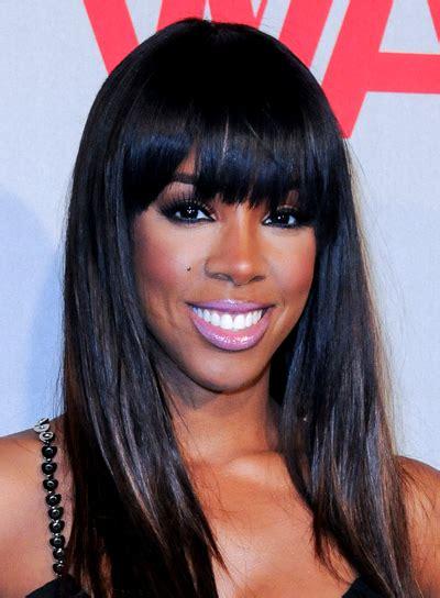 Black Hairstyles Bangs by Black Hairstyles With Bangs Riot