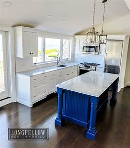 coastal kitchen design trends for 2018 new england home With kitchen cabinet trends 2018 combined with numbers stickers