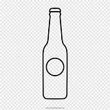Beer Coloring Garrafa Bottle Drawing Desenho Dibujar Colorir Botella Botellas Cerveza Glass Imagenes Dibujo Colorear Vidrio Ultra Plastico Pngwing Imprimir sketch template