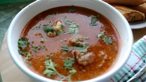 chorba frik soupe algerienne recette de ramadan de la
