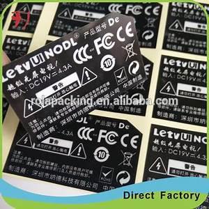 aluminium foil for label applicator custom packaging label With foil label maker