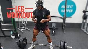 the leg workout to build big strong legs part 2