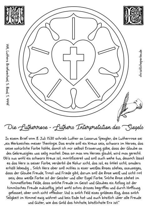 Luther  Halloween Basteln  Ausmalen  Christliche Perlen