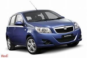 Holden Barina Tk 2005