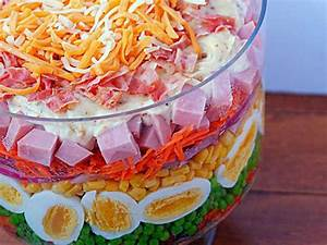 Recettes De Fetes Originales : recettes de f tes et salades ~ Melissatoandfro.com Idées de Décoration