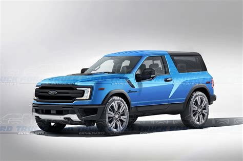 New Ford Bronco Still Months Away