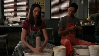 Brie Alison Stroke Pottery Reaction Gifs Allison