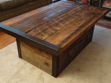 30 Modern DIY Coffee Table Ideas   Table Decorating Ideas