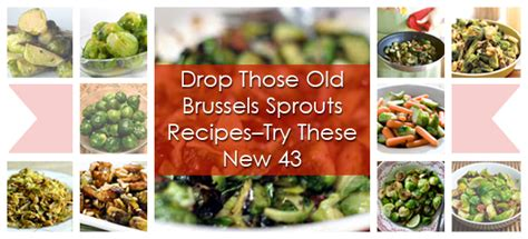 Drop Those Old Brussels Sprouts Recipetry These New 43