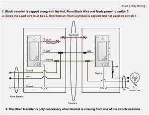 3 Way Motion Sensor Switch Wiring Diagram