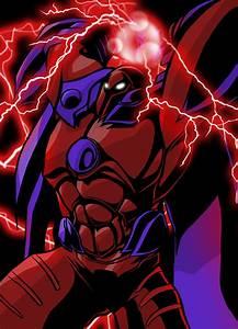 Marvel's Onslaught by daledriven on DeviantArt