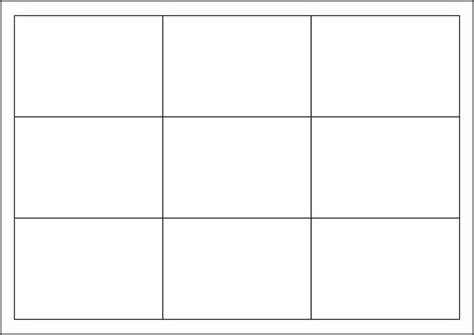 8 Best Blank Playing Card Printable Template For Word - printablee.com