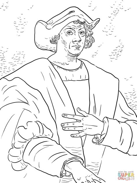 Christopher Columbus Coloring Pages Printable by Christopher Columbus Coloring Pages Printable Coloring Pages