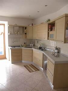 Cucine Esszimmer Falegnameria Costa Cucina Moderna In Rovere ...