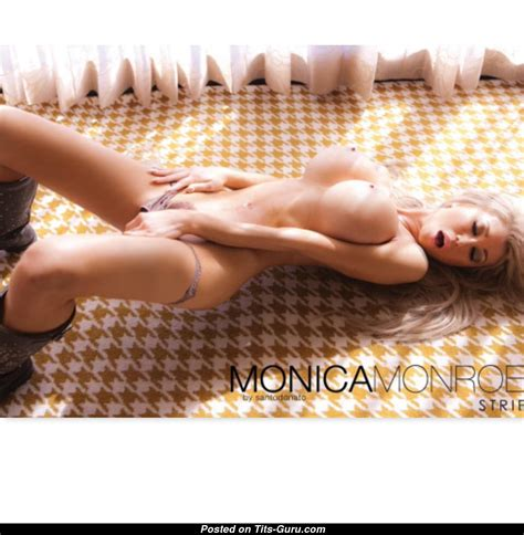 Monica Monroe Topless Babe With Open H Size Boobys Xxx