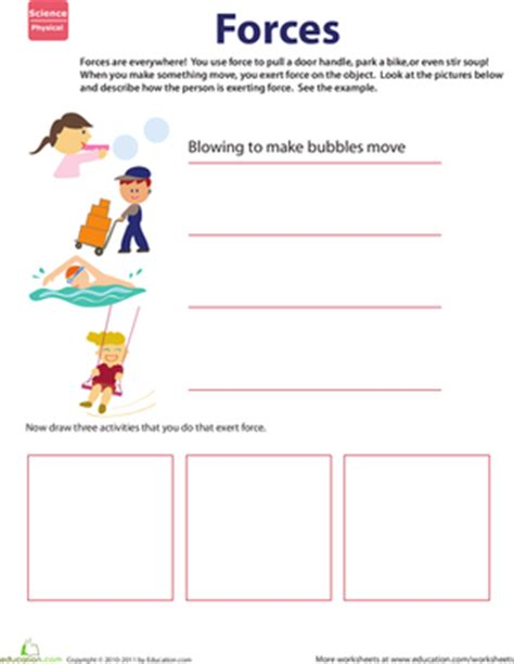 learn about worksheet education