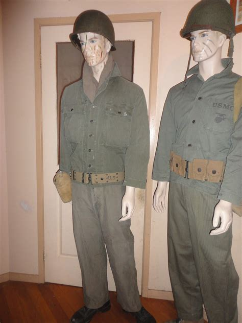trousers uniform utility wwii uniforms these