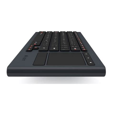 Logitech Illuminated Living Room Wireless Keyboard K830 Manual by Logitech K830 Illuminated Living Room Keyboard Ebay