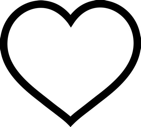 heart svg png icon