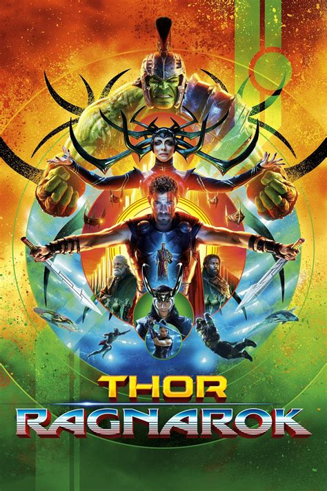 Thor: Ragnarok Pelicula Completa eñ Espanol Latiño HD