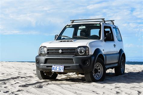 The Suzuki Jimny Is The Best Bad Car I've Ever Driven