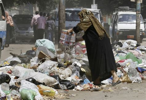 egypt announces fines   egp   littering