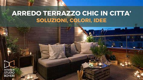 idee arredo terrazzo arredo terrazzo chic in citt 224 soluzioni colori idee