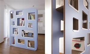 étagère Séparation De Pièce : meuble de salon moderne et cologique par duna design ~ Premium-room.com Idées de Décoration