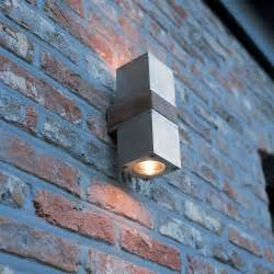 outdoor up and down light fixtures outdoor lighting q bic up down exterior wall sconce by
