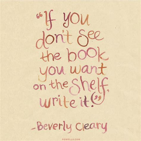 Beverly Cleary Quotes Quotesgram