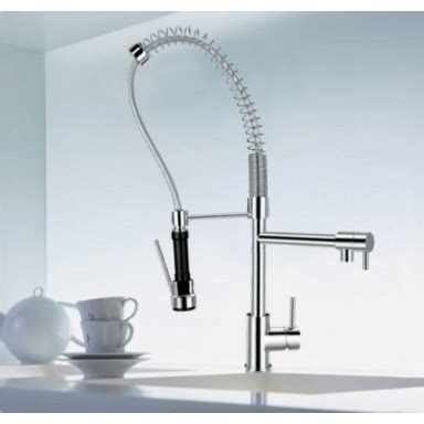 kitchen sink pull out hose designer habitat chrome single handle pull out spray