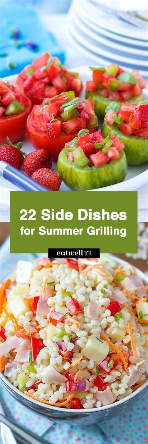 101 best side dishes 22 great side dishes for summer grilling eatwell101