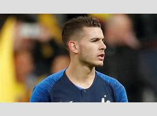 World Cup 2018 Lucas Hernández criticises Rabiot for