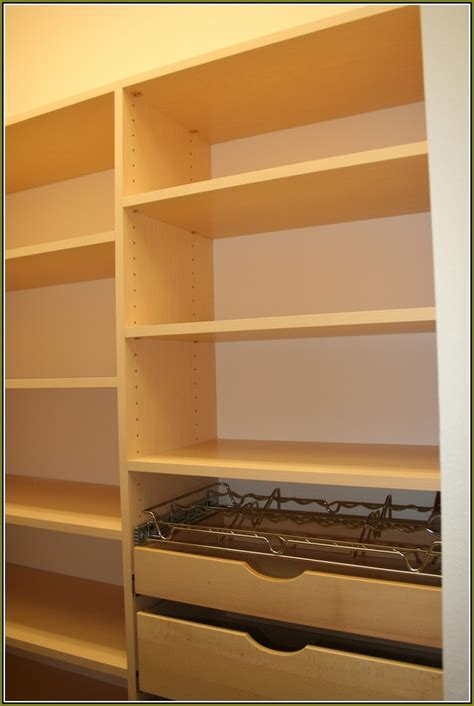 Build Closet Shelves Mdf   Home Design Ideas