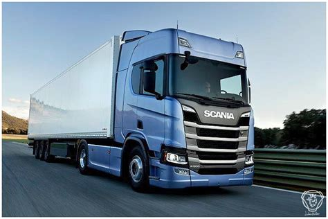 scania new generation scania s serie next generation scania