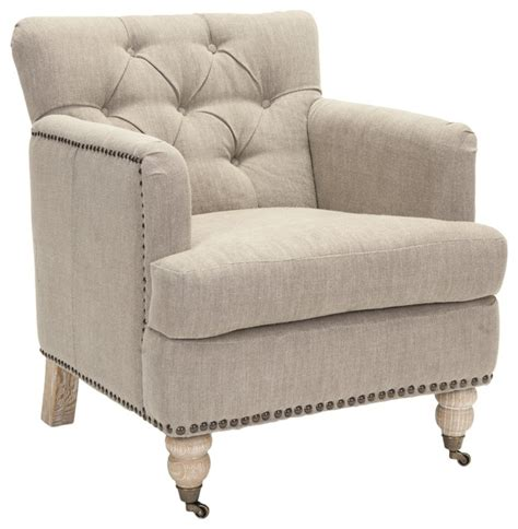 Safavieh Colin Chair by Safavieh Colin Tufted Club Chair X F2128duh Armchairs