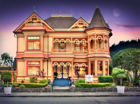 Gingerbread Mansion Inn In Ferndale, California