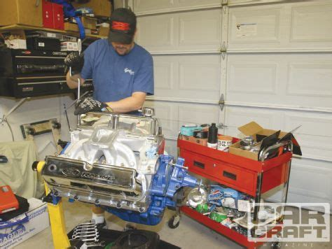 Ford Engine Build Budget Small Block Stroker